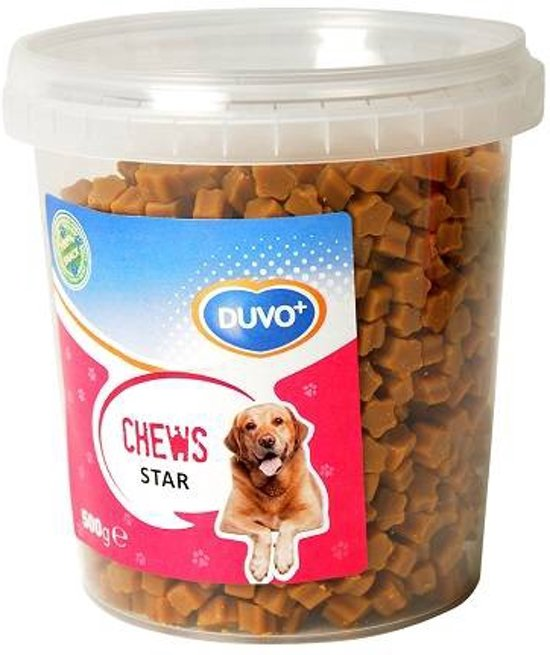 Duvo+ Soft Chew Star 500 gram
