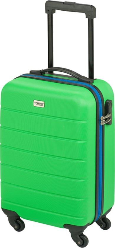 Princess Traveller Mauritius Handbagage Koffer - 54 cm – 35 liter - Groen