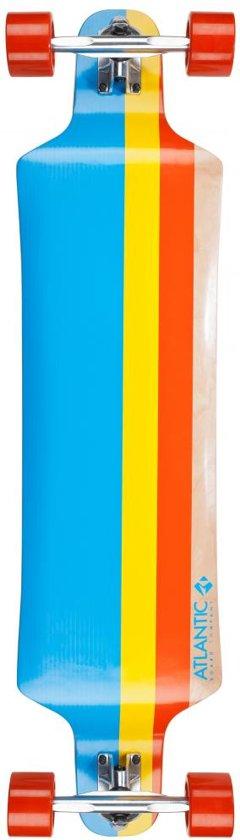 Atlantic Longboard--CONVERTJongens en meisjesKinderen en volwassenen - blauw - geel - oranje