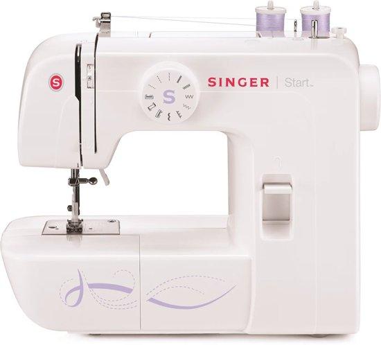 SINGER Start 1306 Automatische naaimachine Mechanisch
