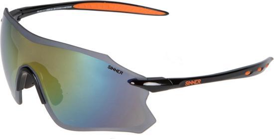 Sinner Superior Unisex Zonnebrillen - Zwart - One Size