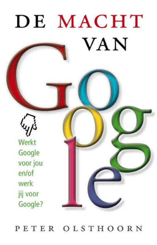 De macht van Google