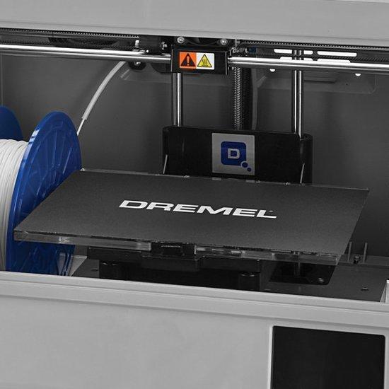Dremel 3D20JA 3D Printer bouwtape - 3 vellen printtape
