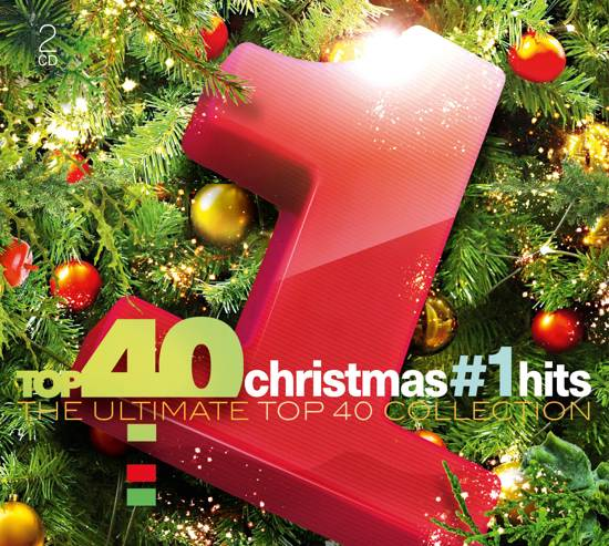 Top 40 - Christmas #1 Hits