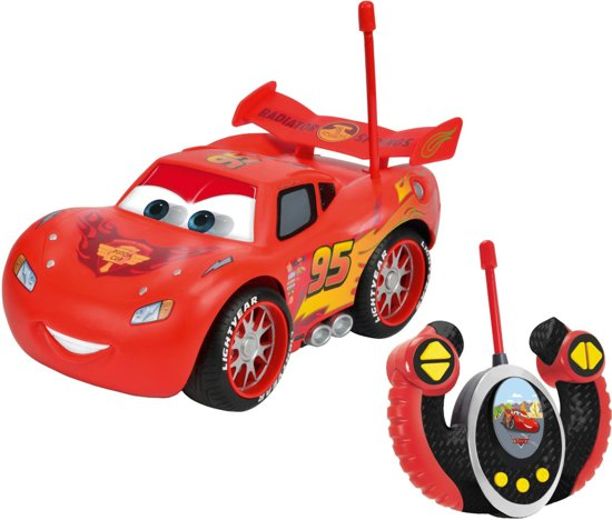 Bol Com Rc Cars Junior Line Lightning Mcqueen Dickie Speelgoed