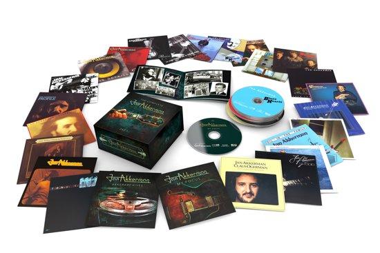 Afbeeldingsresultaat voor Akkerman, Jan-Complete Jan Akkermans -26CD Box Set-