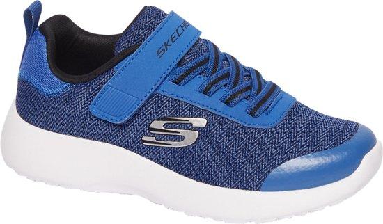 Skechers Dynamight Ultra Torque jongens sneakers - Blauw - Maat 31