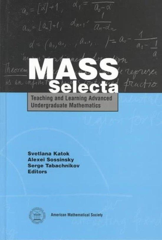 MASS Selecta