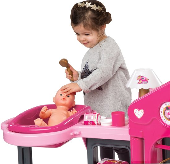 Smoby Baby Nurse Baby's Huis