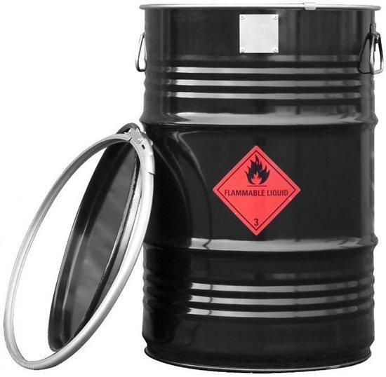BarrelQ (vuurkorf en BBQ) small Ø 40 cm met gratis BBQ pakket