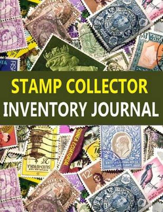 Stamp Collector Inventory Journal