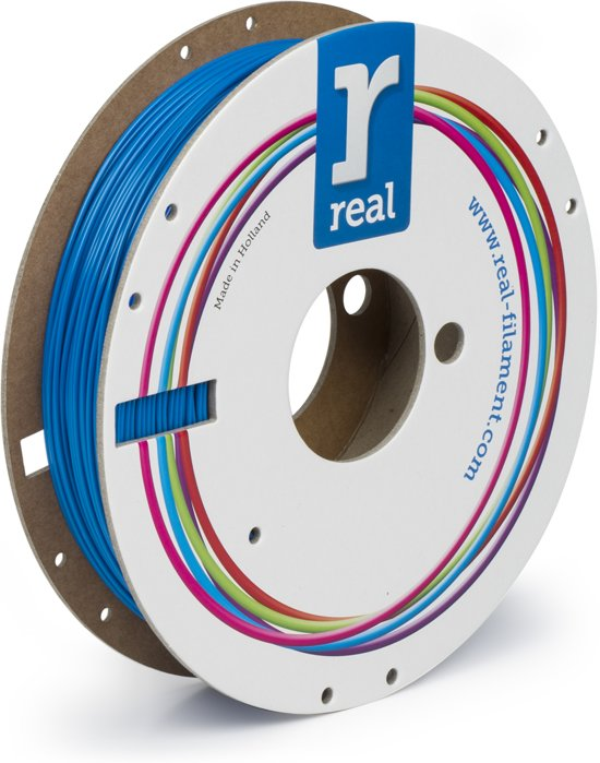 REAL Filament PETG blauw 1.75mm (500g)