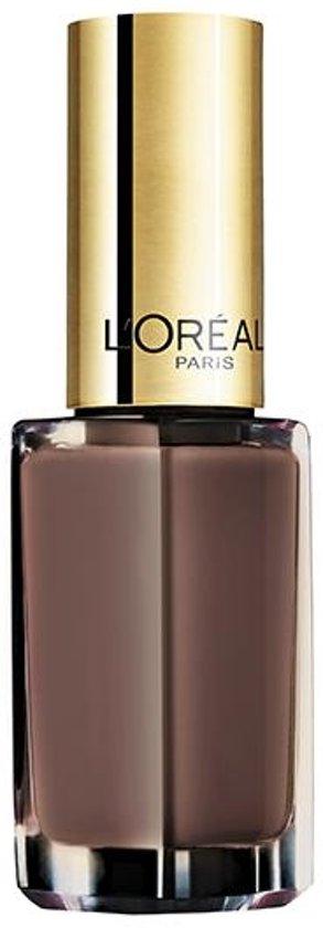 L'Oréal Paris Color Riche Le Vernis - 110 Jolie Brunette - Nagellak
