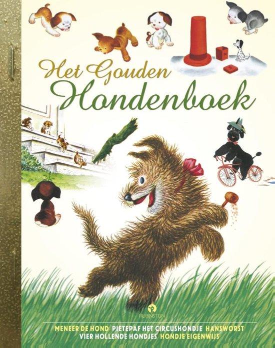 Gouden Voorleesboeken - Het gouden hondenboek