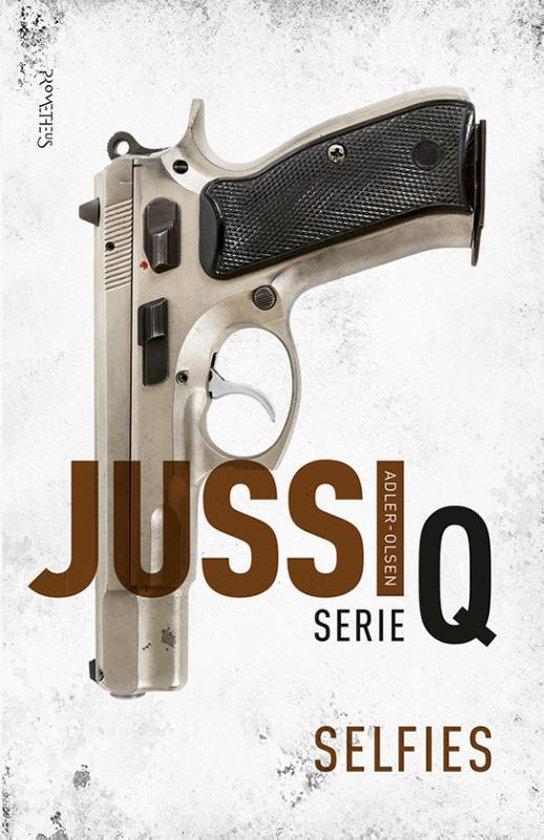 Boek cover Serie Q 7 - Selfies van Jussi Adler-Olsen (Paperback)