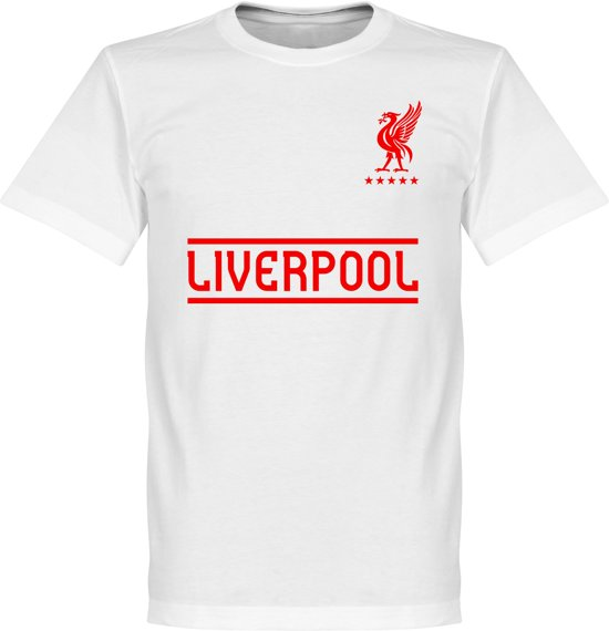 Liverpool Team T-Shirt - Kinderen - 4