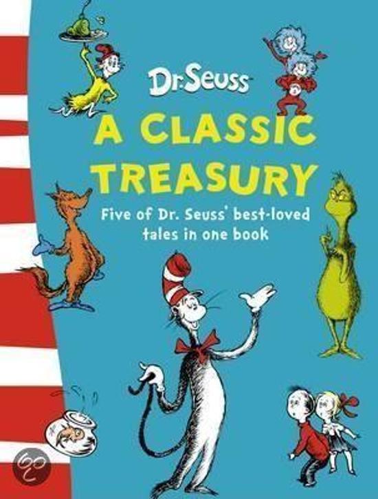 Bolcom Dr Seuss A Classic Treasury Dr Seuss 9780007288823