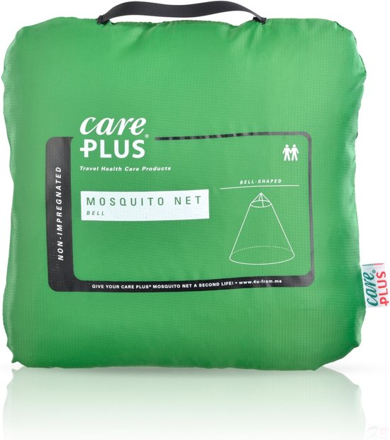 Care Plus® Bell Non-Impregnated Muskietennet - 2 p.