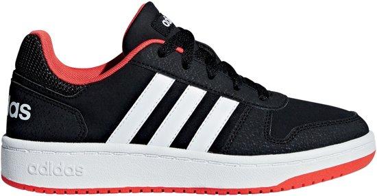 Zwarte Hoops 2.0 adidas maat 35