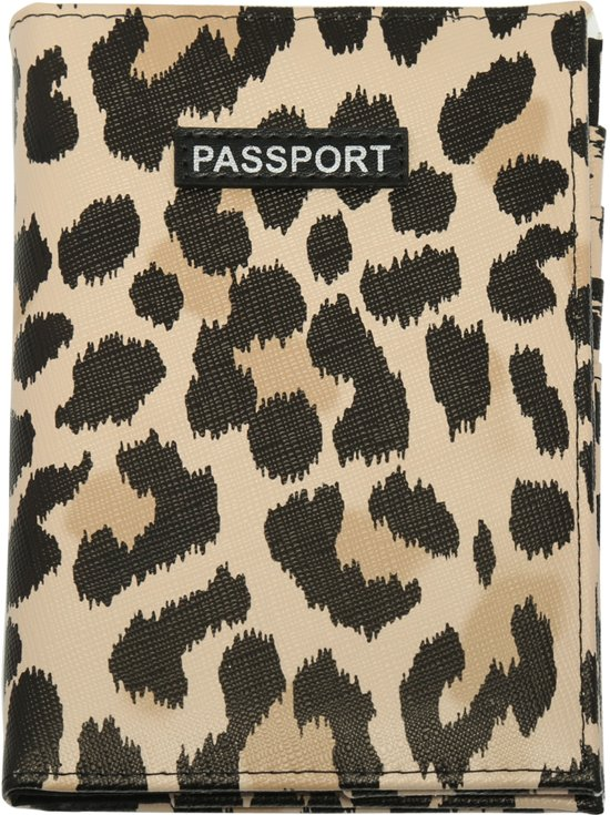 Paspoorthoesje / paspoorthouder | Tijgerprint | Yfyjewels