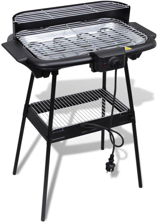 Elektrische Barbecue Tefal.Elektrische Barbecue Bbq Rechthoek Ontkoppelbaar Onderstel