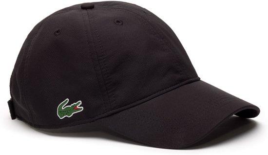 Lacoste Cap - Unisex - zwart