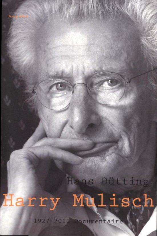 Cover van het boek 'Harry Mulisch' van Hans Dutting