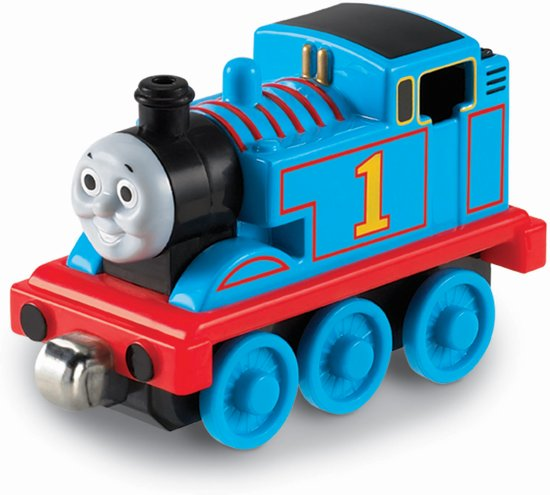 Thomas de Trein Take-N-Play Thomas Klein