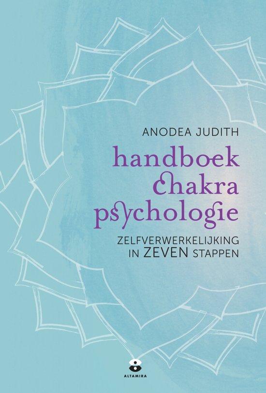 Afbeeldingsresultaat voor handboek chakrapsychologie