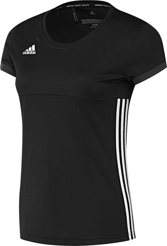 ff824bd1b0f bol.com | adidas T16 Team Tee W Sportshirt - Maat L - Vrouwen ...