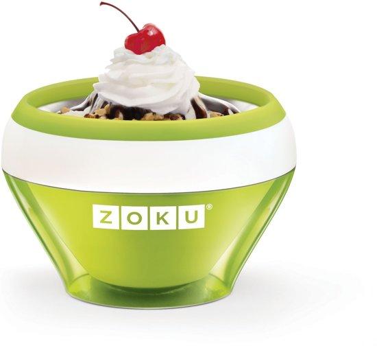 Zoku Ice Cream IJsmaker - Groen