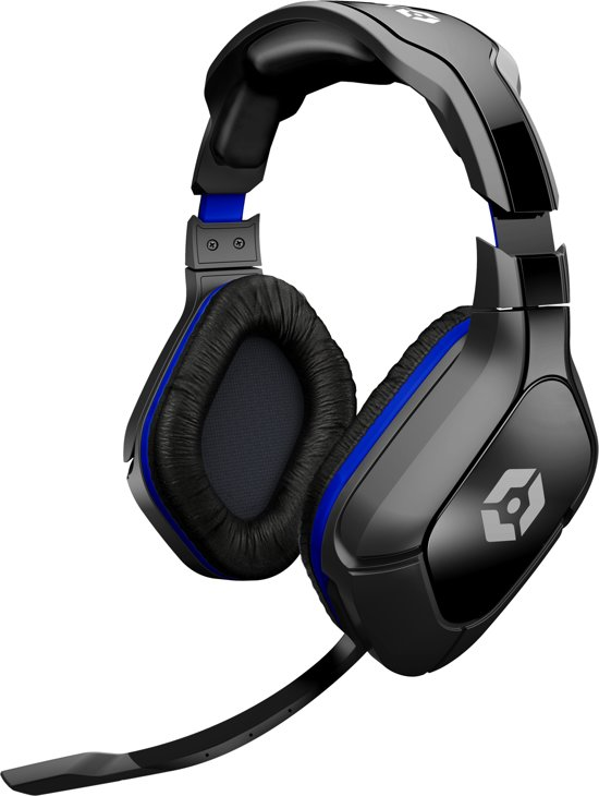 Gioteck HC2 Wired Stereo Gaming Headset - Zwart (PS4 + Xbox One + PC) kopen