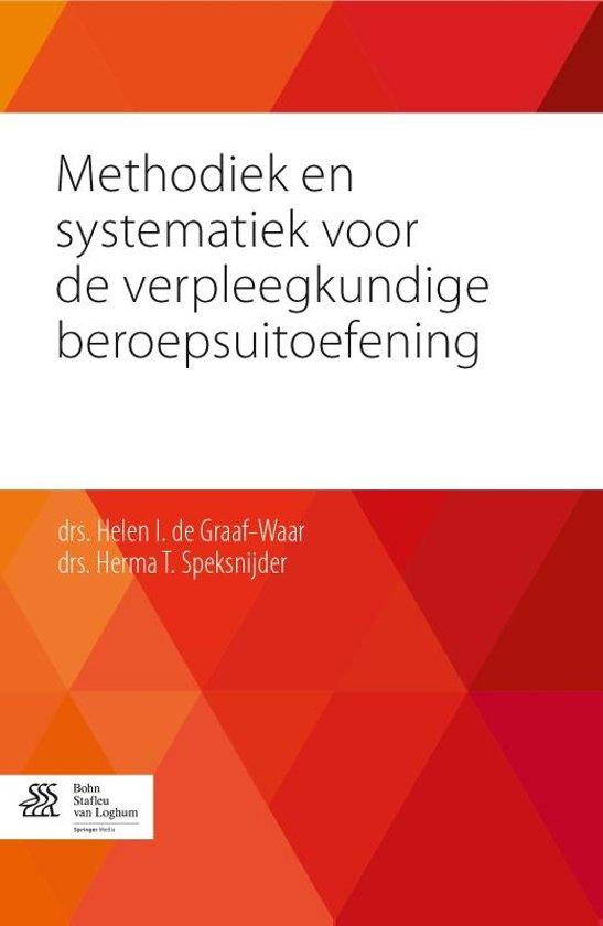 Bolcom Methodiek En Systematiek Voor De Verpleegkundige