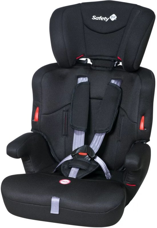 Safety 1st Eversafe Autostoel - Full Black