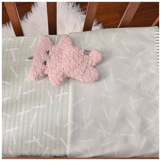 Lodger Dreamer Honeycomb Babydeken 110 x 140 cm
