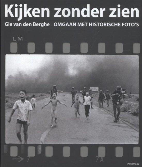 Cover van het boek 'Kijken zonder zien'