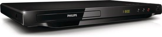 Philips DVP3950/12 - DVD-speler - Zwart