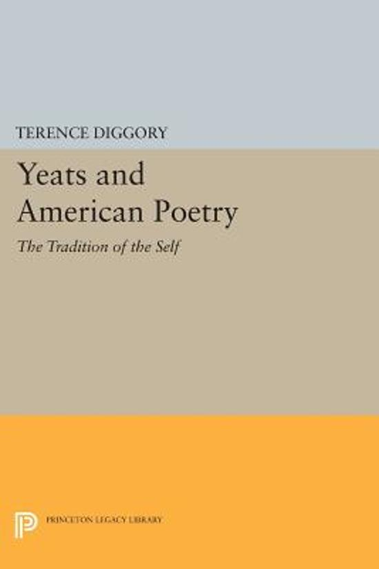 characteristics of yeats poetry