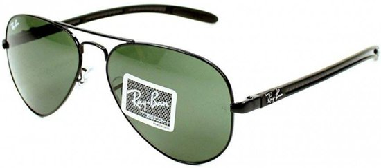 a4ecba3662 Ray Ban Aviator Carbon Fibre zonnebril RB8307 002