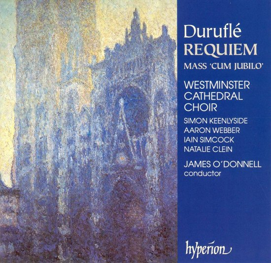 "Durufle: Requiem, Mass ""Cum Jubilo"", etc / O'Donnell"
