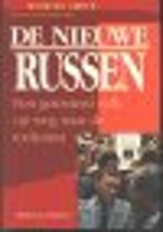 NIEUWE RUSSEN (PB) - Hedrick Smith pdf epub