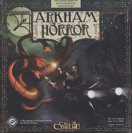 Arkham Horror - Bordspel