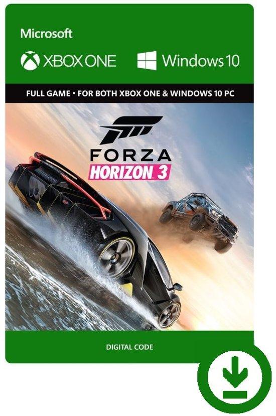 Forza Horizon 3 - Xbox One / Windows 10