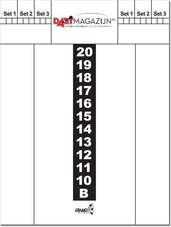 Dartmagazijn Flex 40x30cm - Dart Scorebord
