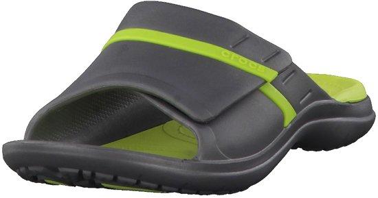 Modes De Sandales Crocs Slide Sport - Taille 43/44 - Unisexe - Noir gw6H0iiS
