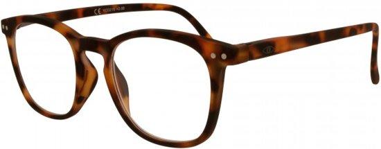 Icon Eyewear YCD215 Jibz Leesbril +2.50 - Mat tortoise