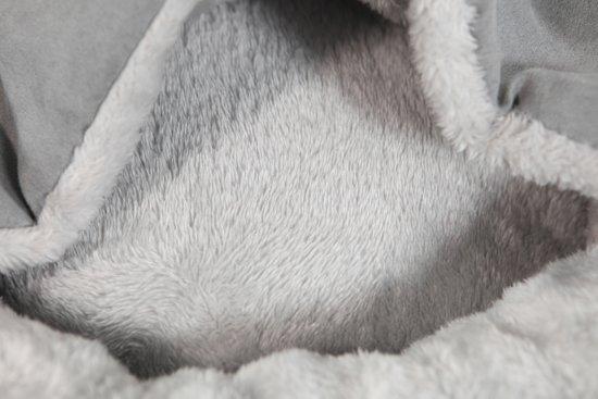 Adori Mand Palermo Grijs - Kattenmand - 50x10 cm