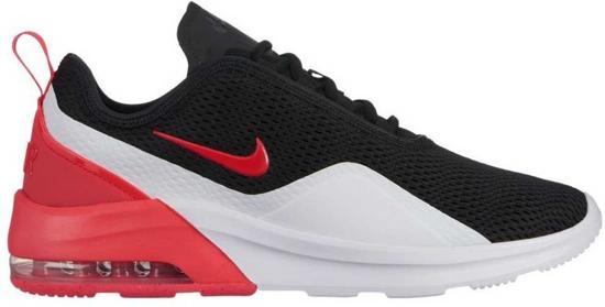 d5a16b75141 bol.com | Nike Air Max Motion 2 Sneakers Heren - Black/ Red - Maat 40