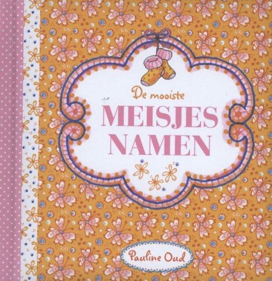 Bolcom De Mooiste Meisjesnamen Pauline Oud Boekje Pauline