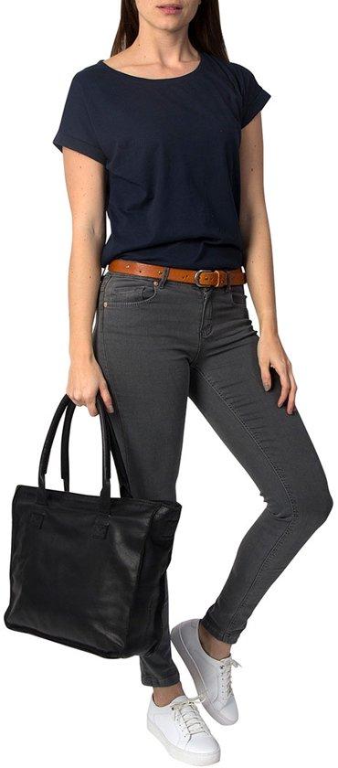 Nelson zwart bag Cowboysbag handtassen R5AjL4